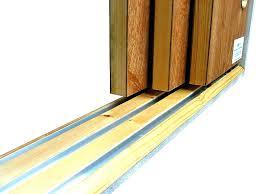 sliding closet door guide sliding closet door bottom track shed sliding door rollers roller barn door sliding closet door guide