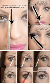 priscilla francine makeup eyebrow tutorial dior universal brow styler