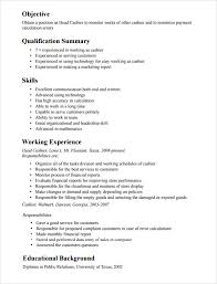 Cashier Resume Description Cashier Resume Template Cashier Resume Sample Whitneyportdailycom 26