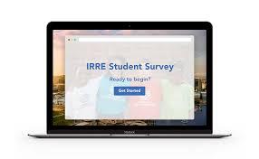 Student Surveys – Irre