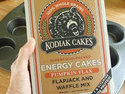 Kodiak cakes pumpkin spice chocolate chip muffins Drizzle Me
