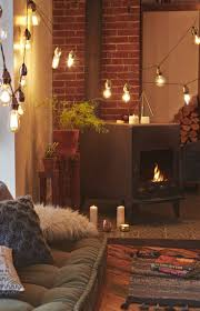 ... Baffling Living Room String Lights And Room Decor Light Strings With  Bring The ...