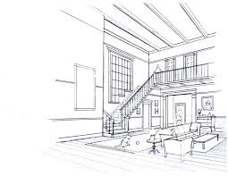 Interior design drawings perspective Pdf Stage Amazoncom Basic Perspective Drawing Visual Approach Kindle Edition By