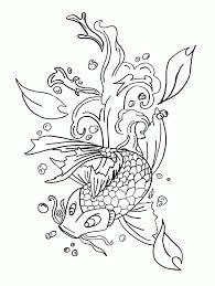 Small Picture Koi Fish Coloring PagesFree Coloring Pages For Kids Free