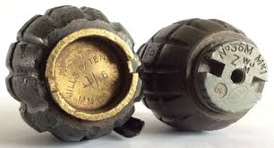Identifying WW2 Mills Hand Grenade Makers and Parts. - MDF Metal Detecting  Group