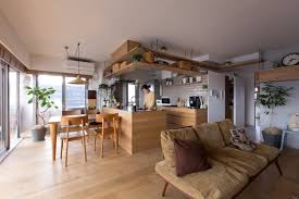 Japanese Office Design A Contemporary Apartment For People And Cats By Alts Design Office