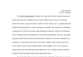 to kill a mockingbird essay conclusion atticus essay about courage in to kill a mockingbird 123helpme com
