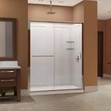Kits with Base, Wall & Door Combination
