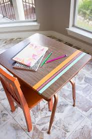 Diy modern vintage furniture makeover Ikea Diy Modern Vintage Furniture Makeover Modern Makeover For Vintage School Desk Diy Furniture Diy Home Interior Diy Modern Vintage Furniture Makeover Find This Pin And More On