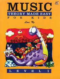 Learning music theory from grade 1 to grade 5. Music Theory Made Easy For Kids Level 1 Book