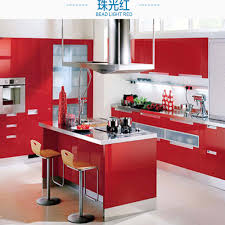 Pvc Kitchen Furniture Designs Online Buy Wholesale Paint Kitchen Cabinets From China Paint