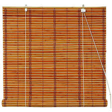 bamboo window blinds. Wood Blinds Bamboo Window T