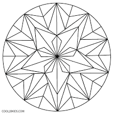 The Best Free Geometric Coloring Page Images Download From 1613