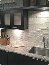 Painting Kitchen Tile Backsplash Plans Awesome Inspiration