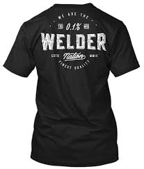 Welding Quotes Custom Finest Quality WN TShirt Welder Nation