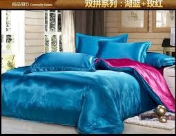 full size duvet. Beautiful Size Green Blue Hot Pink Silk Satin Bedding Comforter Set King Queen Full Size  Sheets Linen Bed And Full Size Duvet U