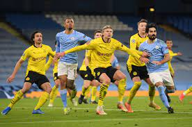 Watch Borussia Dortmund vs Manchester City: Live Stream and TV info