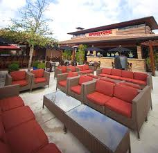 brimstone announces outdoor dining atmosphere is located in s at pembroke gardens florida city pembroke pines for brimstone woodfire grill