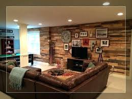 wood panel wall s accent diy makeover