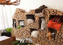 Und das hat gleich zwei nachteile: Brennholzlagerung Im Wohnzimmer Fein Und Leicht Gemacht Wohnideen Und Dekoration