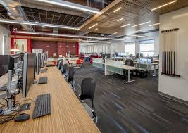 creating office work play. Improving Acoustics Office Open. Wonderful Abcs Open Gaming Department Desig Creating Work Play