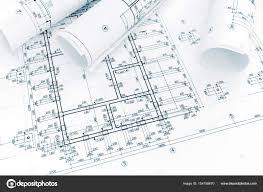 architectural engineering blueprints. Unique Architectural Construction Plan Rolls Of Engineering Blueprints Architectural  Background And Architectural Engineering Blueprints I