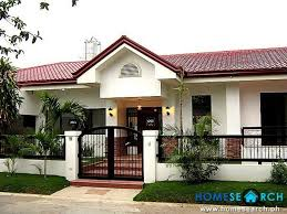 apartments bungalow house with floor plan modern bungalow house