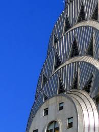 chrysler building observation deck. crown of chrysler building observation deck