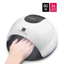 Detail Feedback Questions About 80w Uv Led Lamp For Nails Manicure