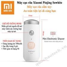 Máy cạo râu mini Xiaomi PINJING ED1 / SOWHITE