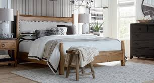 Furniture for a small bedroom Small Space Bassett Benchmade Bed Bassett Furniture Tips On How To Arrange Small Bedroom
