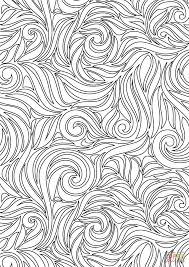 Small Picture Swirl Pattern coloring page Free Printable Coloring Pages