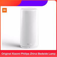 Xiaomi Chính Hãng Philips Zhirui Đèn Ngủ Mờ Bàn Để Bàn Nhà Bầu Không Khí  Chiếu Sáng Ứng Dụng WiFi Điều Khiển Đèn Ngủ Thông Minh|Đèn Bàn LED