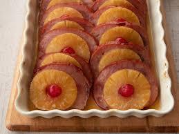 glazed pineapple ham recipe ree