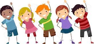 Imagini pentru aerobic kids