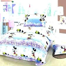 mouse bedroom sets twin comforter full size set minnie sheet m mouse twin bedding sets