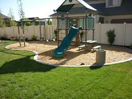 landscaping ideas for large backyards
