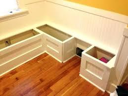 building a breakfast nook breakfast nook bench storage benches build breakfast nook bench kitchen storage benches