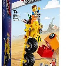 Конструктор LEGO THE <b>LEGO MOVIE</b> 2 <b>70823</b>: <b>Трехколёсный</b> ...