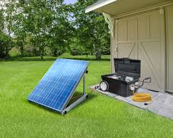 updated 22aug2018 have you heard about solar generators i ve been teaching people to build their own from parts since 2016 and folks love the energy