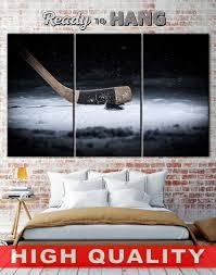 hockey wall art canvas hockey painting ideas images on on wall decor hockey art design ideas