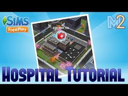 Sims Freeplay Hospital Tutorial Doctor Update Preview