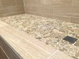 hamilton parker tile sliced java tan pebble tile shower floor hamilton parker tile cincinnati hamilton parker tile