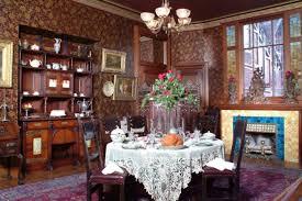 Victorian interior design ...