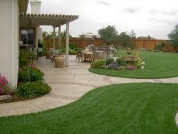 Easy Backyard Designs 1000 Cheap Landscaping Ideas On Pinterest Simple Backyard Garden Ideas