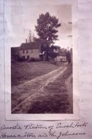 9 Foot House Wharf Massachusetts Haverhill Enoch Rocks Village Lane In
