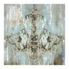 vintage wall art designs chandelier canvas home decor