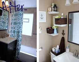 Best Choice Of Bathroom Decorating Ideas Blue And Brown House Decor Picture  In Themes ...