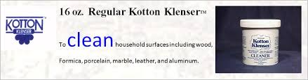 antique furniture cleaner. 16 ounce regular kotton klenser for cleaning and restoring wood finishes antique furniture cleaner