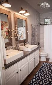 Spa-Inspired Peaceful and Chic Bathroom